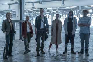 'The Rain'-holdet fra anden sæson tæller blandt andre Alba August, Jessica Dinnage, Mikkel Boe Følsgaard, Natalie Madueño, Lukas Løkken og Sonny Lindberg.