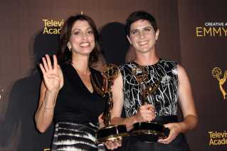 Laura Ricciardi og Moira Demos modtog fire Emmy-priser for 'Making A Murderer' i 2016. Blandt andet for 'bedste dokumentar' og 'bedste instruktion'.