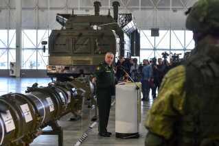 Ifølge det russiske forsvarsministerium er rækkevidden på 9M729 missilet blot 480 kilometer.