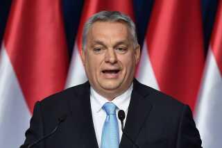 Ungarns premierminister Viktor Orban.