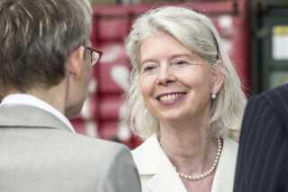 Ane Mærsk Mc-Kinney Uggla er datter af Mærsk Mc-Kinney Møller og sidder i dag som næstformand i A.P. Møller Mærsk. Hun er også bestyrelsesformand for A.P. Møller Holding og en af Danmarks største private fonde A.P. Møller Fonden.