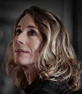 Ann Eleonora Jørgensen som Elisabeth i 'Herrens Veje'