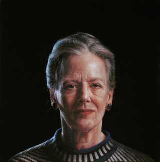 Da Thomas Kluge malede portrættet her af Dronning Margrethe i 1995 opdagede han, at maleriet kan fange mange udtryk i ét.