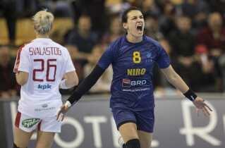 Cristina Neagu har gjort ondt på Danmark, senest ved OL-kvalifikationen i marts, men også ved VM i december sidste år.