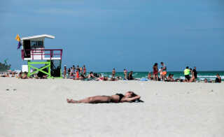 Miami Beach, Florida. Foto: REUTERS/Javier Galeano