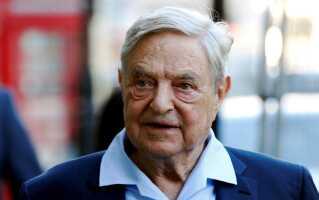 Investoren George Soros er en af verdens 30 rigeste personer.