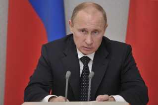 Præsident Vladimir Putin brugte vinter-OL i Sotji politisk.