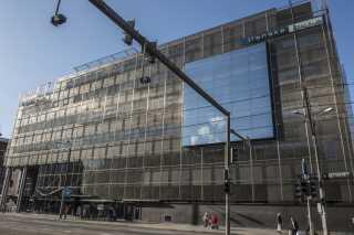 Danske Banks afdeling i Talinn, Estland.