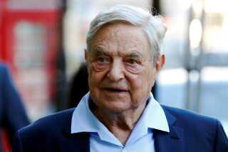 George Soros, fotograferet i 2016.