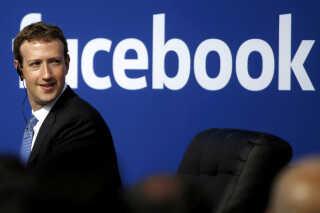Den øverste chef hos Facebook, Mark Zuckerberg, har fået hård kritik de seneste år.