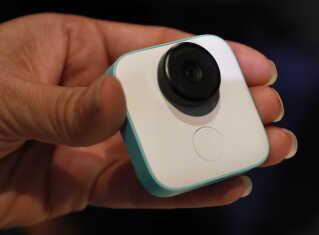 Clips-kameraet fra Google bruger kunstig intelligens til at afgøre, hvornår det er det rigtige tidspunkt at tage et billede.