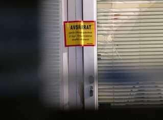 En lejlighed i Rosengården i Malmø blev i nat beskudt. Ingen kom til skade.