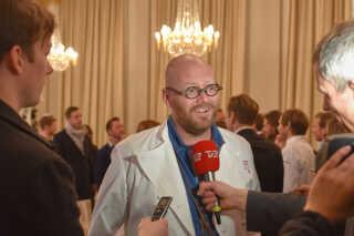 Paul Cunningham modtog onsdag 24. februar sin anden Michelin-stjerne.