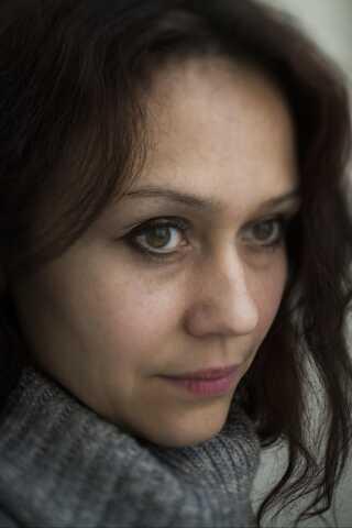Ljudmilla Savchuk er den russiske aktivist og journalist, der har været undercover i en af de russiske troldefabrikker.