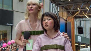 'Okja' blev vist sidste år til filmfestivalen i Cannes.