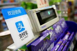 Alipay er en af de helt store betalingstjenester i Kina.