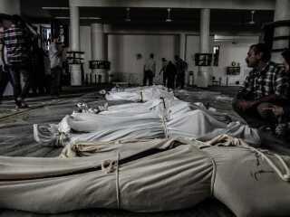 Der er stor usikkerhed om antallet af dræbte ved giftgasangrebet i Ghouta. Dødstallet svinger mellem 281 og 1.729.