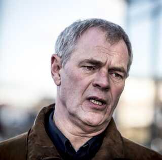 Drabschef Jens Møller Jensen har stået i spidsen for efterforskningen og har derfor holdt flere pressemøder om sagen.