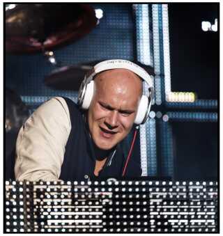 Kato har spillet masser af steder i hele landet - her ses han til fredagsrock i Tivoli i København i 2012.