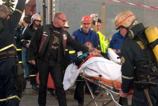 i 1996 og 1997 kom det til en række dødelige angreb mod både rockere i Hells Angels og Bandidos. I maj 1997 blev to personer såret af en håndgranat, da Hells Angels blev angrebet i København.