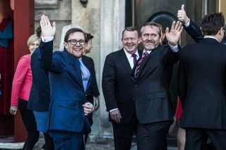 Liberal Alliance trådte for nylig ind i regeringssamarbejdet med Venstre og De Konservative.