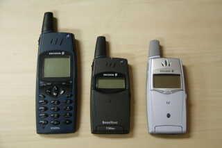 Ericsson-æraen stoppede i 2001, da selskabet slog mobilpjalterne sammen med Sony