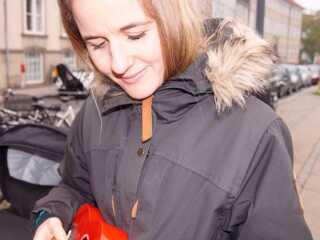 Marianne Søgaard.
