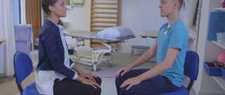 'Sundhedsmagasinet' på DR1 tager i denne uges afsnit diskusprolaps under kærlig behandling.