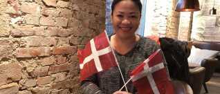 Ana Siason har efter næsten to år nu fået ny opholdstilladelse i Danmark, hvor hun nu vil åbne sin egen kageforretning.