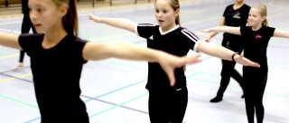 Gymnastik og andre indendørs sportsgrene kræver plads i hallen - og dermed penge.