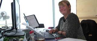 Line Birk har fået styr på psykiske problemer og alkoholmisbrug og er i dag tilbage på arbejdsmarkedet.