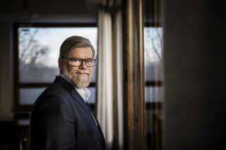 (ARKIV) Curt Liliegreen, direktør for det uafhængige Boligøkonomisk Videncenter, der er stiftet af Reakdania, hvor det også huses.