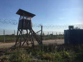 Ungarns berygtede - men også populære - grænsehegn.