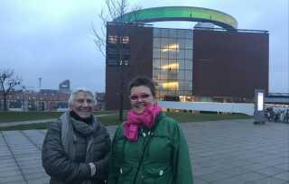 Hanne Jensen og Lene Lethraborg har benyttet sig en hel del af Aarhus 2017-tilbudene.
