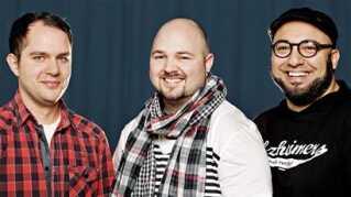 Mike Eriksson, Johnny Sanchez og Hanif Sabzevari har skrevet Overflow