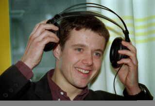 Kronprins Frederik var bare 27 år, da han sidst lavede radio med Alex Nyborg Madsen i 1995.