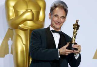Mark Rylance fik en Oscar for sin birolle som spionen Rudolf Abel.