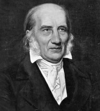 Portræt af Nikolaj Frederik Severin Grundtvig.
