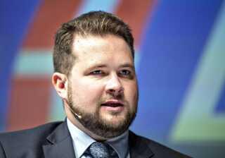 DF's gruppeformand i EU-Parlamentet, Anders Vistisen, gik efter at blive partiets spidskandidat til Europa-Parlamentsvalget, men må tage til takke med en plads som nummer to på listen efter vennen og partifællen Peter Kofod Poulsen.