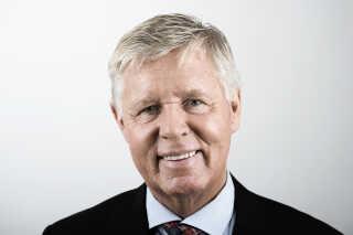 Rejsekongen Stig Elling stillede op for De Konservative i højborgen Frederiksberg Kommune.
