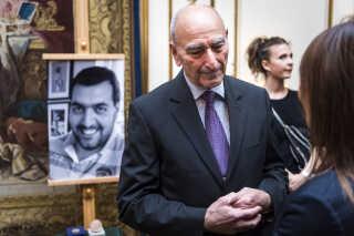 Ved uddelingen af Berlingskes pris Årets Dansker 2015 modtog Dan Uzans familie prisen på deres afdøde søns vegne.