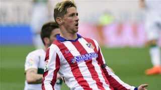 Fernando Torres var som ung med til at bringe Atletico Madrid tilbage i det fine selskab i 2001/2002-sæsonen.