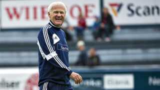 Morten Olsen har været landstræner siden 2000. Som aktiv spillede han for FC Köln fra 1986 til 1989.