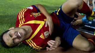 Axel Witsel og Romelu Lukaku kan glæde sig over, at Belgien for første gang siden 2002 er klar til en VM-slutrunde.