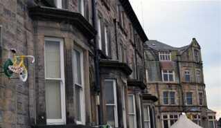 Den lille by Harrogate gør klar til Tour-feltet rammer byen på lørdag