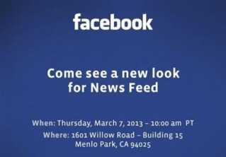Facebook afslører torsdag aften, hvordan siden kommer til agt se ud fremover.