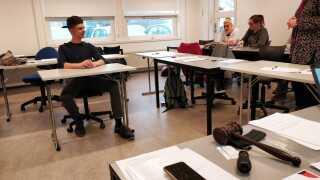 Den gennemsnitlige lægdommer er midt i 40'erne.  Derfor mener Grundlisteudvalget i Ringsted, at det er vigtigt at få engageret unge til at melde sig som lægdommere, hvis lægdommerne skal være repræsentative for det danske samfund.