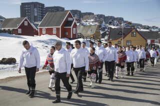 Det grønlandske parti Partii Naleraq trækker sig fra regeringskoalitionen. Partiet dannede regering med tre andre partier, og selvstyreformand Kim Kielsen arbejder nu på at samarbejde med andre. Arkivfoto