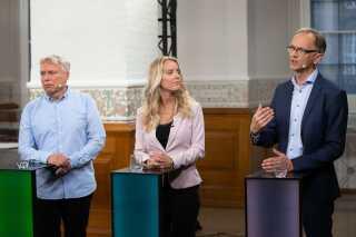 Også Nye Borgerlige deltager i sin første valgkamp som opstillingsberettiget parti.