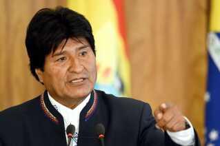 Den bolivianske præsident, Evo Morales, klagede efter episoden i det europæiske luftrum til FN's generalsekretær, Ban Ki-Moon, over uværdig behandling.
